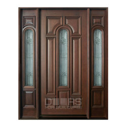 Classic Collection (Custom Solid Wood Doors) - DB-525 2SL