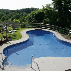 Swimming Pools And Spas by Regina Pools & Spas