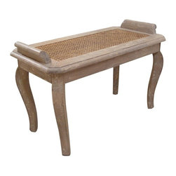 Trade Winds - New Trade Winds Bench Riverwash Painted - Product Details
