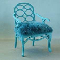 Eclectic Armchairs by Grace Home Shop