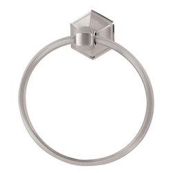 Alno Inc. - Towel Ring (ALNA7740-SN) - Towel Ring