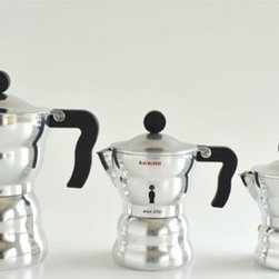 Alessi - Moka Alessi Espresso Coffee Maker - Moka Alessi Espresso Coffee MakerItem also available on: