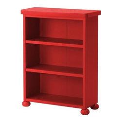 M Kjelstrup/A Östgaard - MAMMUT Shelf unit - Shelf unit, red