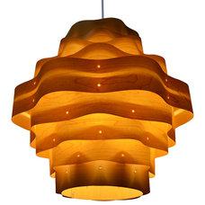 Contemporary Pendant Lighting by Oaklamp Deco Lighting