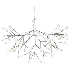 Modern Chandeliers by Opad