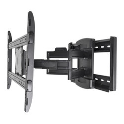 Double Arm TV Mount AM153XL - The only TV mount made for up to 90 inch screens! Stretch, tilt and  swivel to watch TV from any point in the room. Double arm  reinforcement, for your peace of mind.