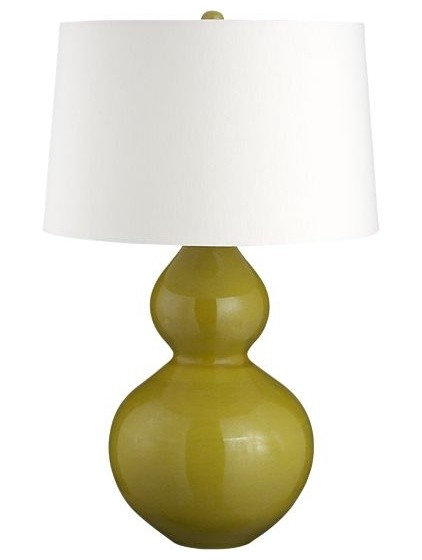 modern table lamps by Crate&amp;Barrel