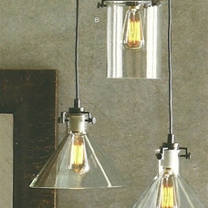 Industrial Pendant Lighting by The Light Shop