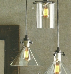 traditional pendant lighting by The Light Shop