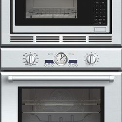 Thermador Professional Series 30 inch Combination Wall Oven - Model: PODM301
