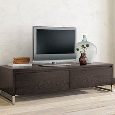 Modern Media Storage by West Elm