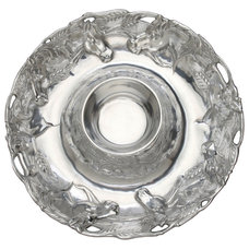 Traditional Serving Dishes And Platters by Arthur Court