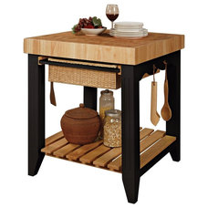 modern kitchen islands and kitchen carts by Amazon