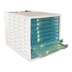 WESTON PRODUCTS LLC - 10 Tray Food Dehydrator - Features: