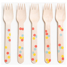 Contemporary Disposable Utensils by Pomme