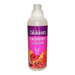 Biokleen Laundry Liquid - 32 Fl Oz - Biokleen Laundry Liquid Description: