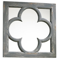 Rustic Mirrors by Layla Grayce