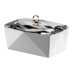 Waterford Glacia Jewelry Box - Waterford Glacia Jewelry Box