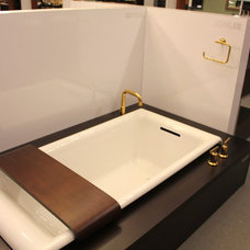 Modern Bathtubs by Wolff Bros. Supply, Inc.