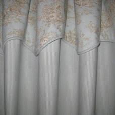Traditional Curtains by Sew Me Something LLC