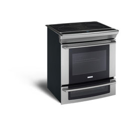 """30"""" Electric Built-In Range with Wave-Touch® Controls by Electrolux - Flex-2-Fit® Electric Elements"""