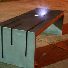 Side Tables And End Tables by Epic Artisan Concrete