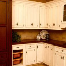 Traditional Kitchen by The Kitchen Company