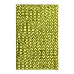 Safavieh - Olive Green and Ivory Hand-Hooked Cotton Rug (8 ft. 6 in. x 11 ft. 6 in) - Size: 8 ft. 6 in. x 11 ft. 6 in. Hand Hooked. Made of Cotton. The Newport Collection by Safavieh uses hand-Hooked transitional designs and a wonderful color palette to create a long lasting piece that will go beautifully in any of your living areas. Hand hooked for long lasting durability, this colorful cotton rug will be an enduring addition to your home's decor. Finished in olive green with ivory diamond patterned accents, the rug is available in a wide range of sizes and shapes, so you're sure to find the right style to suit your space.