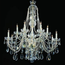 Crystorama Lighting Group - Traditional Crystal Swarovski Strass Crystal Polished Chrome Six-Light Chandelie - Traditional crystal chandeliers are classic timeless and elegant. Crystorama's opulent glass arm chandeliers are nothing short of spectacular. This collection is offered in a variety of crystal grades to fit any budget. For a touch of class order this collection in Gold for traditionalists or in Chrome to match your contemporary or transitional decor.  -Primary Material: Steel  -Crystal: Swarovski Strass  -Chain or Rod Length: 72inches  -Wire Length: 120inches Crystorama Lighting Group - 1112-CH-CL-S