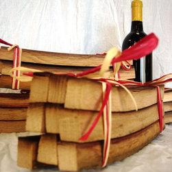 Wine Barrel BBQ Staves -