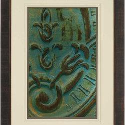Paragon Decor - Metallic Remnants II Artwork - Exclusive Giclee on Metallic Paper