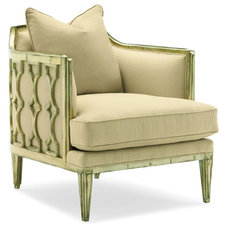 Traditional Accent Chairs by Caracole