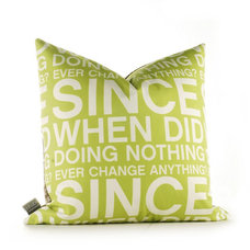 Contemporary Decorative Pillows by Gessato