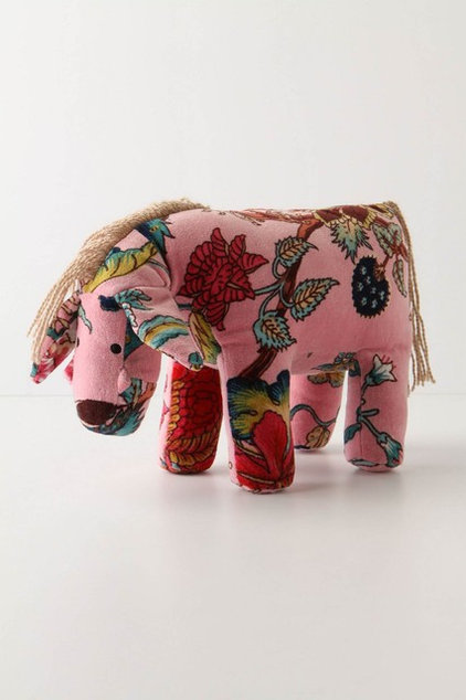Eclectic Baby Toys by Anthropologie