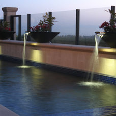 Mediterranean Hot Tub And Pool Supplies by PoolSupplyWorld.com
