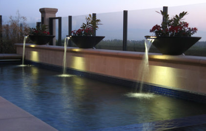 Mediterranean Swimming Pools And Spas by PoolSupplyWorld.com