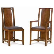 Asian Dining Chairs by arcmotiv.com