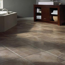 Wall And Floor Tile by Paul Anater