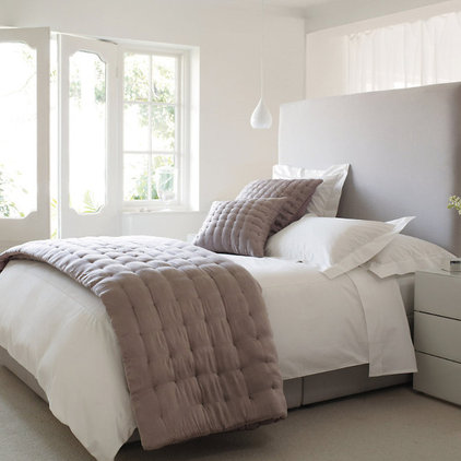 traditional duvet covers by The White Company