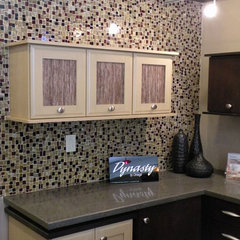 modern kitchen tile by American Tile and Stone/Backsplashtogo.com