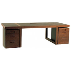 Contemporary Desks And Hutches by Espasso