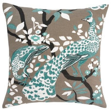 Asian Decorative Pillows by DwellStudio