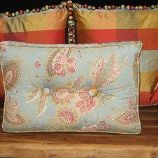 Traditional Decorative Pillows by Nip & Tuck LLC