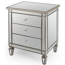 Contemporary Nightstands And Bedside Tables by Inspired Home Decor