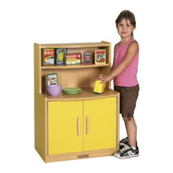 ECR4KIDS Colorful Essentials Play Cupboard - About Early Childhood ResourcesEarly Childhood Resources is a wholesale manufacturer of early childhood and educational products. It is committed to developing and distributing only the highest-quality products, ensuring that these products represent the maximum value in the marketplace. Combining its responsibility to the community and its desire to be environmentally conscious, Early Childhood Resources has eliminated almost all of its cardboard waste by implementing commercial Cardboard Shredding equipment in its facilities. You can be assured of maximum value with Early Childhood Resources.
