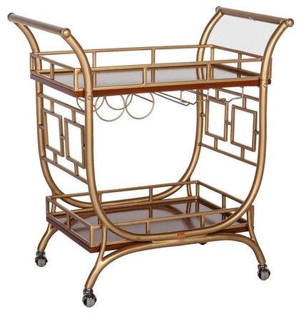 Traditional Bar Carts by Society Social