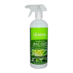 Biokleen - Biokleen Bac-out Stain And Odor Eliminator With Foaming Sprayer - 32 Fl Oz - Biokleen Bac-Out Stain and Odor Eliminator with Foaming Sprayer Description: