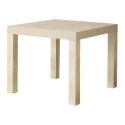 IKEA of Sweden - LACK Side table - Side table, birch effect