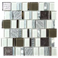 Modern Tile by Glass Tile Oasis