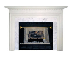 Agee Woodworks - Agee Woodworks Normandy Wood Fireplace Mantel Surround - RICHMOND4840BIRCH - Shop for Mantels and Trim from Hayneedle.com! About This Fireplace MantelThe Agee Woodworks Normandy Wood Fireplace Mantel Surround is characterized by its continuous perimeter molding and notched cornice. Assembly is a snap since most of it is complete out of the box. The final choices are left up to you this mantel ships unfinished ready to paint or stain and install. Choose between birch or oak solids in a wide selection of custom-cut sizes.About Agee Woodworks Inc.Ashland Va.'s Agee Woodworks Inc. focuses on three key manufacturing aspects: service quality and customization. Each handcrafted Agee fireplace mantel is made to order by one specific craftsman - and with a variety of value and custom options there's one for every budget. The highest-quality materials used - and individualized construction process during which a mantel's legs header and shelf are applied to a specified-size frame - ensure long-lasting one-of-a-kind products. Mantels can be primed painted or stained before delivery or can be shipped unfinished so customers can finish them at home.